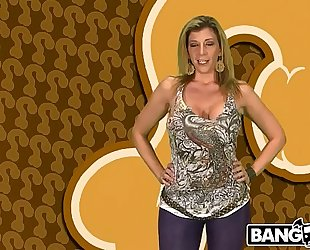 Bangbros - can that guy score featuring milf sara jay and a very fortunate fan