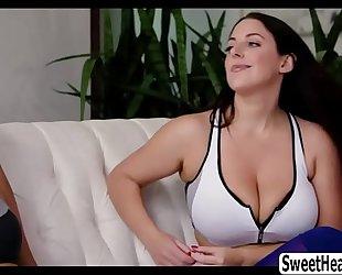 Karlee and angela enjoys scissor sex - sweetheartvideo.me