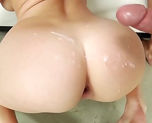Bikini golden-haired cheating wife receives sucks and screwed in the wazoo - greater quantity at hornycam666.net