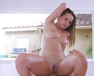 Beauty amateur wife acquires fuck - girlssexycam.com