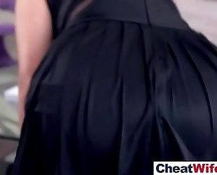 (valentina nappi) sexy bitch white women like to cheat on camera movie-29
