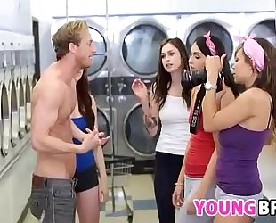 Laundry day - cassidy banks, kylie sinner, vera drake, gwen stark