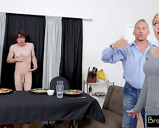 Bratty sis - step brother and sister acquire caught fucking s3:e2