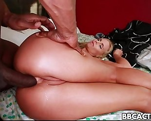 Phoenix marie likes large dark ramrod in her assk in her a-hole