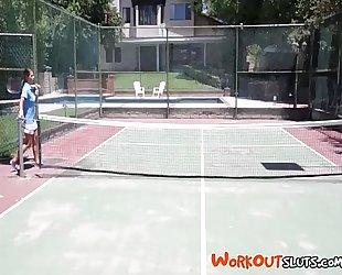 Playing with balls - keisha grey 00049