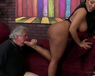 Kiara mia femdom hd; femdom, ass-lick, foot, fetish, big-ass, big-tits, hardcore, oral-sex, bruntte, hd,