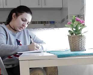 You don't have eggs to fuck me on the table.san21