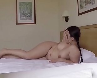 Taking fotos of her feet and fucking her. san012