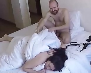 I desire a lewd drilled for breakfast. san017