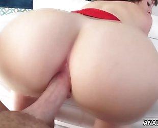 Virgo peridot's massive butt bouncing on a pecker