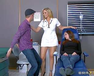 Brazzers.com - julia ann is one hawt nurse