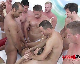 10 guy anal bang for gina gerson sz993