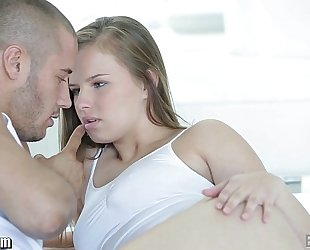 Eroticax couple's porn: youthful love