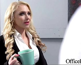 Hard style sex in office with large round bra buddies Married slut (alix lynx) mov-01
