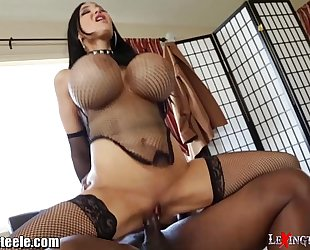 Amy anderssen and her biggest melons drilled by lexs outstanding dong