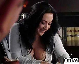 Hardcore group-sex with breasty naughty cute office white wife (jayden jaymes) video-17