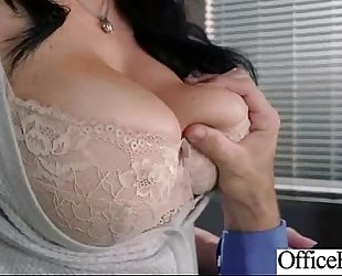 Hard style sex in office with large round scones dirty slut wife (jayden jaymes) mov-23