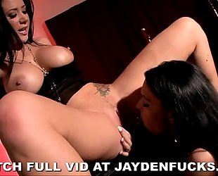 Jayden jaymes and jessica jaymes lesbo rencounter