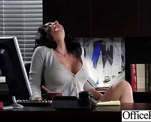 Hard sex act in office with breasty nasty amateur wife (jayden jaymes) vid-14