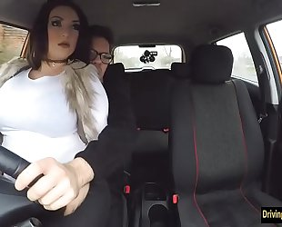 Busty harmony reigns bonks by instructor