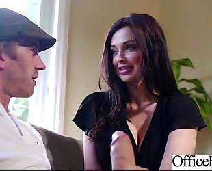 Sex act in office with large juggs wench hotwife (aletta ocean) mov-01