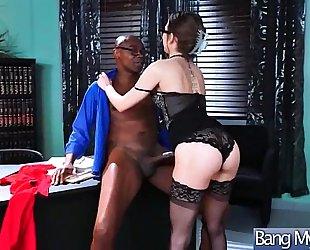 Horny whore patient (riley reid) entice doctor for sex adventures act movie-26