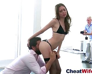 (riley reid) cheating BBC slut love sex on camera mov-24